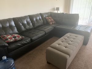 Leather couches for Sale in Eagleville, PA