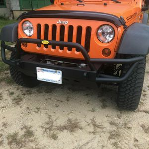 NIB Jeep JK Front Bumper for Sale in Freetown, MA