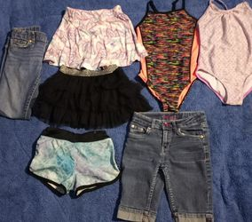 Girls Clothes Size 6,and Size 7/8 for Sale in Houston,  TX