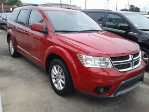2015 DODGE JOURNEY CLEAN TITLE LOW DOWN for Sale in Houston, TX