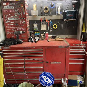 Tools And Tool Chest for Sale in Fort Lauderdale, FL