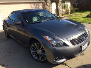 2011 Infiniti G37 sport package convertible!! for Sale in San Diego, CA