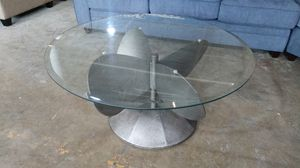 Propeller coffee table for Sale in Dallas, TX