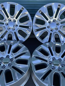 """22"""" Gmc Sierra 1500 Factory Wheels for Sale in Fontana,  CA"""