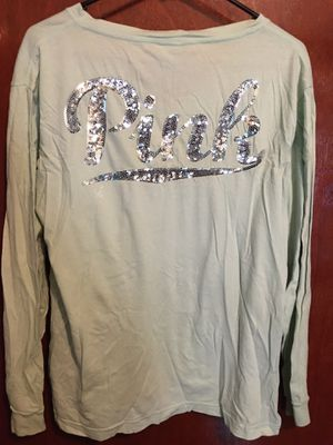 Pink shirt blingy for Sale in Hoosick Falls, NY