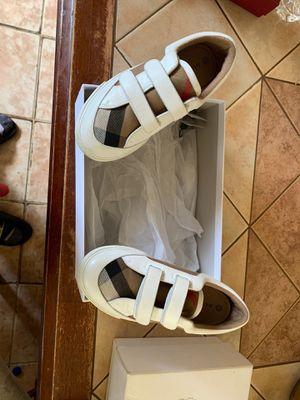 Burberry shoes for Sale in Warren, MI