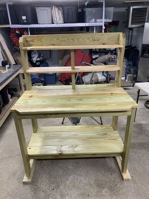 Potting Bench for Sale in Scituate, RI