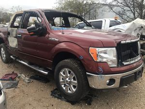 Parting out a 2014 F-150 for Sale in Dallas, TX