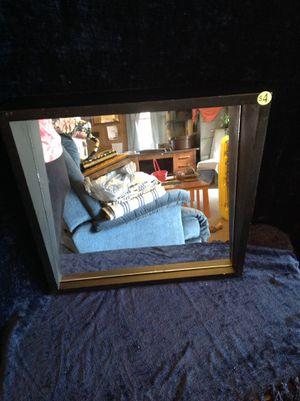 Black framed wall mirror for Sale in Smyrna, TN