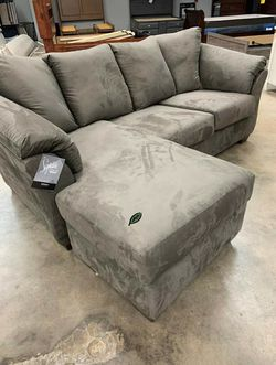 💦. BRAND NEW. 💦SPECIAL] Darcy Cobblestone Sofa Chaise for Sale in Beltsville,  MD