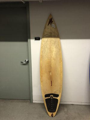 Custom Shaped 6' Marbella Surfboard for Sale in San Diego, CA