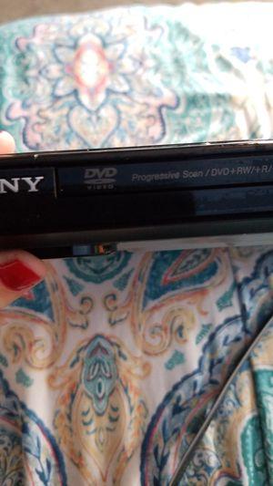 Sony DVD player for Sale in Lynn, MA