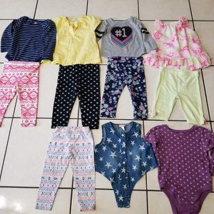 18 Months Baby Girl Clothes for Sale in Westmont, IL