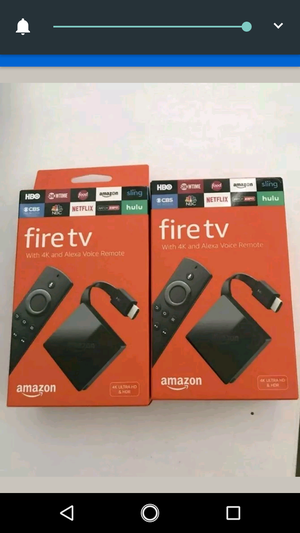 HD 4k fIRE TV! $ 58 for Sale in Richmond, VA