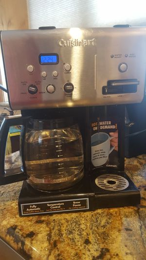 Cuisinart Coffee Maker for Sale in Colorado Springs, CO