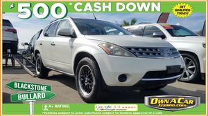 2007 Nissan Murano for Sale in Fresno , CA