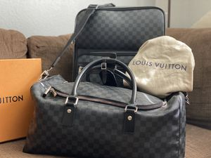 Louis Vuitton Luggage Carry On and Duffle Bag for Sale in Hayward, CA
