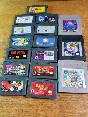 Nintendo Gameboy Games for Sale in Phoenix, AZ