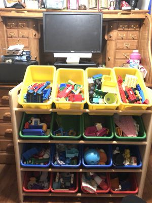 Storage holder for kids toys for Sale in Lexington, KY