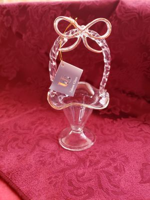 Crystal glass party favors for Sale in Riverside, CA