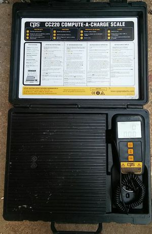 CPA Freon Digital Scale for Sale in NEW CARROLLTN, MD