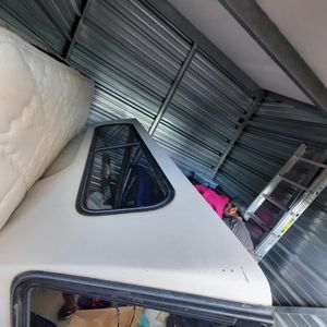 Camper Shell Standard Bed Size for Sale in Swanton, OH