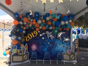 Space theme decor/event setup for Sale in Westminster, CA