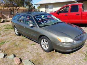 2003 Ford Taurus SE Station Wagon 3L V6 for Sale in Mesa, AZ