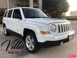 2014 Jeep Patriot for Sale in Lake Elsinore, CA