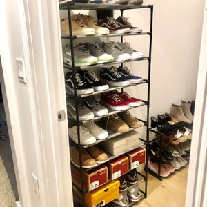 10-tier Shoe Rack (brand New) for Sale in Brooklyn, NY