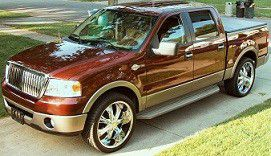 2006 Ford F150 King Ranch 4WD 5.4L V8 for Sale in West Covina, CA