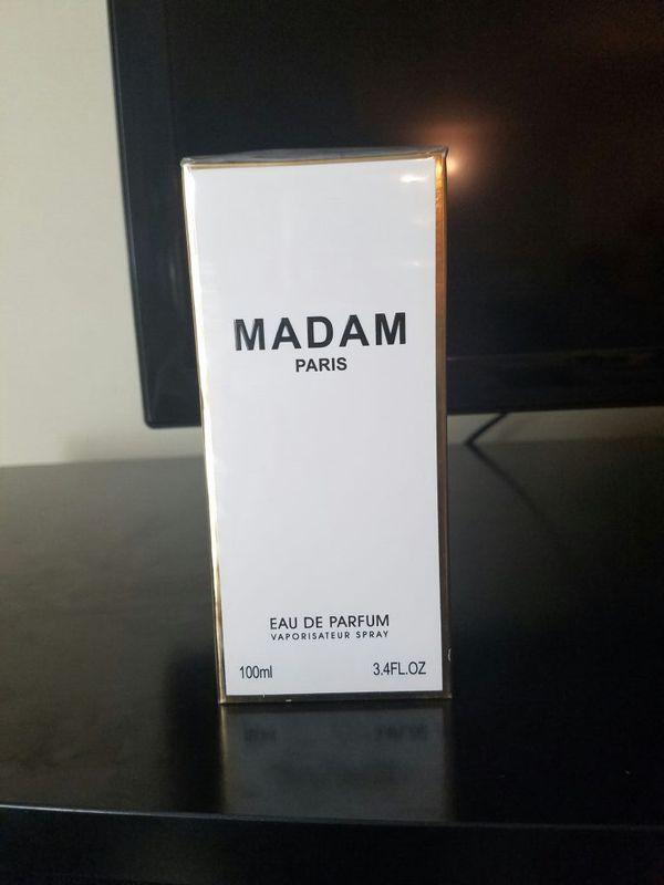 Perfume chanel