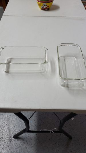 2 Rectangular Pyrex Baking Dish for Sale in Spring Valley, CA