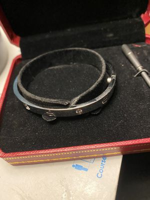 White Gold Cartier Bracelet for Sale in MD, US
