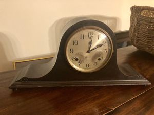 Antique mahogany clock for Sale in Brentwood, TN