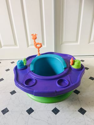 Toddler Baby Kid Child Booster Seat Feeding Table Play Time for Sale in Garland, TX