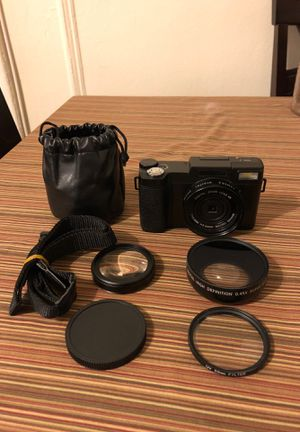 FHD Digital Camera for Sale in Queens, NY