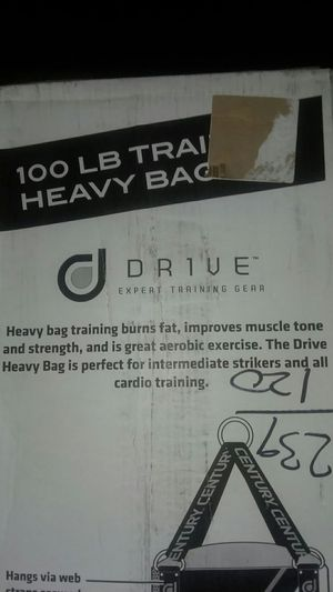 A century drive heavy/punching bag for Sale in Houston, TX