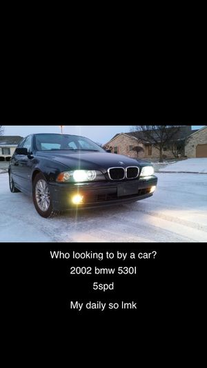 2002 bmw 530i for Sale in Lowellville, OH