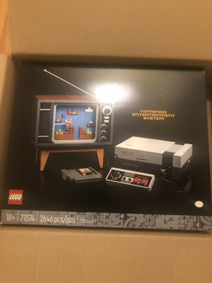 Lego Nintendo Set for Sale in Burtonsville, MD