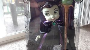 Disney Animators Collection Maleficent Doll. for Sale in Federal Way, WA