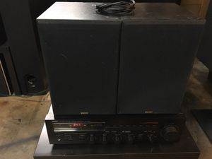 YAMAHA/DENON PERSONAL STREAMING WIRED STEREO SYSTEM!! for Sale in Covina, CA