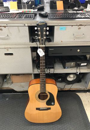 Epiphone DR100NA Acoustic Guitar for Sale in Mission, KS