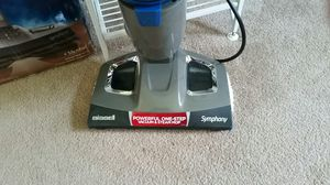 Bissell symphony Steam and Vacuum for Sale in Murfreesboro, TN
