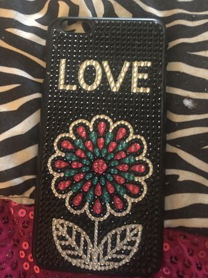 iPhone 6s Plus flowered case for Sale in Sudbury, MA