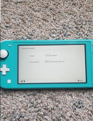Nintendo Switch Lite Like NEW for Sale in Hampton, VA