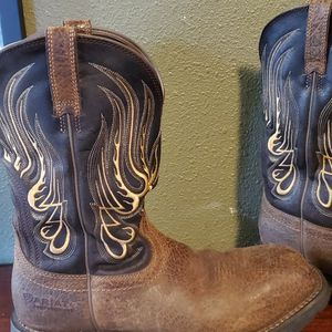 Ariat Comp Toe work Boots for Sale in Monroe, WA