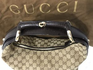Gucci GG Monogram Horsebit Hobo bag for Sale in San Leandro, CA