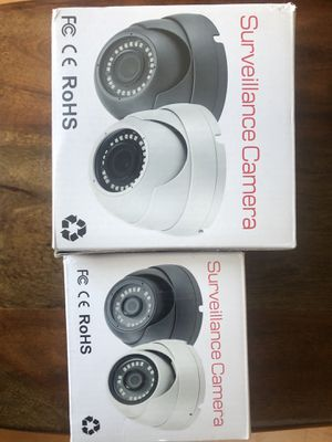 Surveillance Camera -2 cameras 1 DVR $250 for Sale in Washington, DC