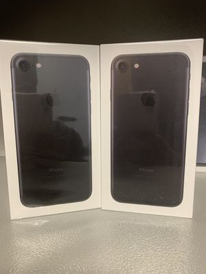 IPHONE 7 ONLY $49.99 WHEN YOU PORT OVER A LINE!! REFER A FAMILY OR FRIEND & GET $25 ACCOUNT CREDIT for Sale in Wahneta, FL